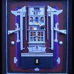 """Indigolite Cabinet : 01"" by Interiospectre"