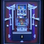 """Indigolite Cabinet : 02"" by Interiospectre"