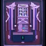 """Rubellite Cabinet : 01"" by Interiospectre"