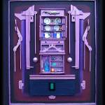 """Rubellite Cabinet : 02"" by Interiospectre"