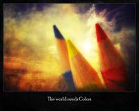 The world needs colors