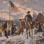 """George Washington at Valley Forge"" by thefederalistpapers"