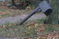 Hit by Sandy