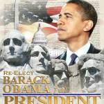 """Reelect Barack Obama"" by DonThornton"
