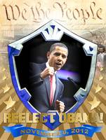 We The People Re-Elect Obama