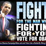 """Fight for Obama"" by DonThornton"