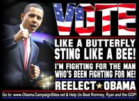 Vote Like a Butterfly