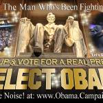 """Reelect Obama"" by DonThornton"