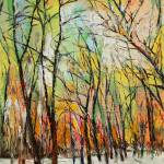 """Winter Trees"" by creese"