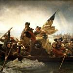 """Washington Crossing The Delaware"" by thefederalistpapers"