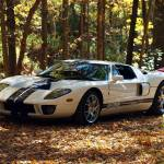 """Ford GT white"" by scott597"
