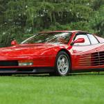 """Ferrari Testarossa"" by scott597"