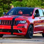 """2012 Jeep Grand Cherokee SRT8 ""Ferrari inspired"""" by scott597"