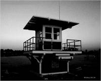 Lifegaurd stand ... by WGilroy 2012