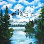 """""""Moutain View"""" by galina"""