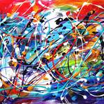 """Colorful Emotion I"" by galina"