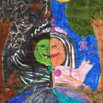 """Abstract Fairytale Nightmare"" by 4FootNinja"