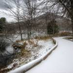 """Snow Covered Pathway 2"" by mtn-images"