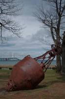 Mackinaw City Buoy