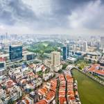 """""""Singapore : Yesterday & Today"""" by Tomatoskins"""