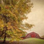 """October at the Barn"" by Janice_Wagnon_Photography"