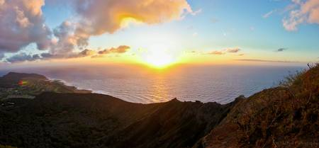 Sunrise Koko Head Crater Hike 2012