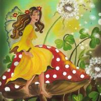Fairy Art Prints & Posters by Joyeeta Neogi