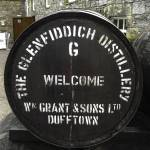 """Scotland Whisky Tour - Glenfiddich Barrel"" by simonevanbergen"