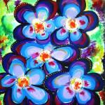 """Flower Etude"" by galina"