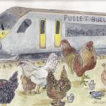 """Pullet Bullet"" by LilyRaine"