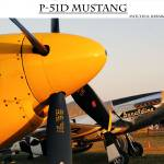 """P-51D Mustangs"" by pursuitpux"
