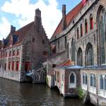 """""""Bruge Canal"""" by greencricketphoto"""