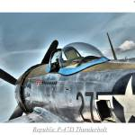 """P-47D Thunderbolt"" by pursuitpux"