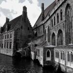 """Bruge Canals"" by greencricketphoto"