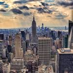 """""""Top of the Rock - New York"""" by annayanev"""
