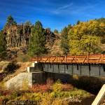 """""""Susan River Bridge On The Bizz"""" by jameseddy"""