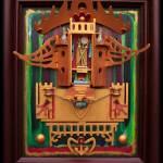 """Fire Opal Cabinet : 02"" by Interiospectre"