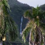 """HD Kawaa Oahu Hawaii Water Fall"" by NorthlandTikiBull"