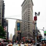 """""""Flat Iron Building"""" by Triflour"""