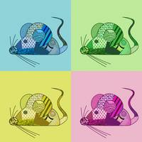 Coloured Mice