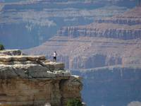 Grand Canyon Risk Taker