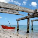 """Old Pier in Yucatan"" by Auero"