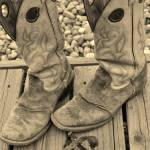 """""""Cowboy Work Boots"""" by amandacovey"""