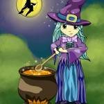 """The Little Witch"" by sonadora"