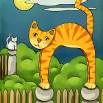 """Cats In The Night"" by sonadora"