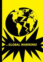 Global warning concept