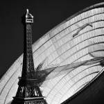 """Eiffel Tower"" by levucuong"