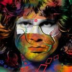 """Jim Morrison"" by markashkenazi"