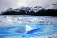 Glacial Lake on Perito Moreno