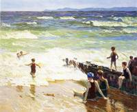 Pothast_Edward_Bathers_by_the_Shore
